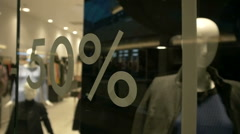 50 percent discount - stock footage