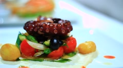 A food to eat slow Stock Footage