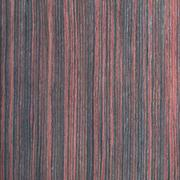 silvery ebony wood veneer, tree background - stock photo
