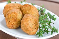 Falafel Stock Photos