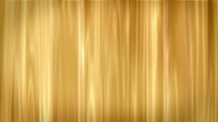 Smooth Gold Background Loop Stock Footage