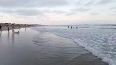 Venice Beach - Venice California 20140704 194853-- ProRes 422-- UHD Stock Footage