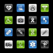 Medicine & Health Care // Gelbox Series Piirros