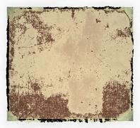 Grunge sepia abstract background - stock illustration