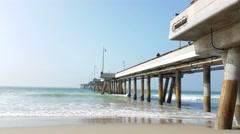 Venice Beach 20150218 111956-- UHD Stock Footage