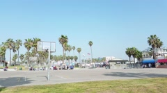 Venice California 20150218 103506-- UHD Stock Footage