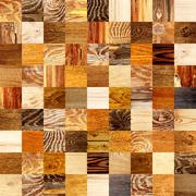 Stock Photo of Seamless background with wooden patterns