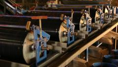 Manufacture - Sorting Grading Norwood Factory (6) - stock footage