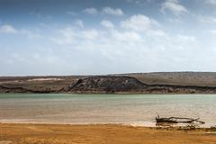 Souss Masa National Park Stock Photos