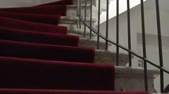 Halls of Pavlovsk Palace. Pavlovsk, Saint-Petersburg. Stock Footage