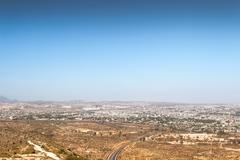 City view of Agadir, Morocco Stock Photos