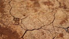 Dry ground Stock Footage