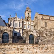 Sao Francisco Church in Porto, Portugal Stock Photos