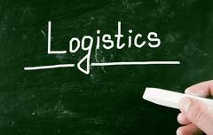 Logistics concept Kuvituskuvat