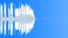 Bass Sting01 Bm Pentatonic 90Bpm Low to Hi - stock music