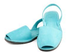 Turquoise Sandals Kuvituskuvat
