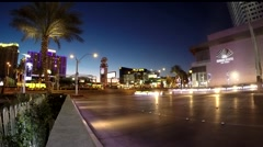 Las Vegas Sunrise Stock Footage