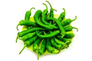 Chili pepper isolated Stock Photos