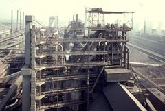 Blast furnace Stock Photos
