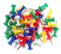 Push-pin Stock Photos