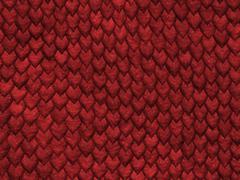 Dragon skin texture Stock Photos