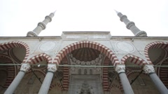Selimiye Mosque Stock Footage