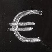euro sign - stock photo