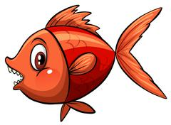 A fish - stock illustration