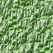 Seamless green granite stone blocks texture Stock Illustration