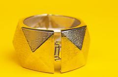 Lovely bracelets Stock Photos
