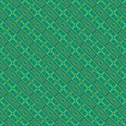 Green abstract seamless wallpaper Stock Illustration