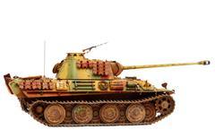 """""""Panther"""" tank - stock photo"""