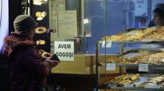 Pastry Shop Flourishing Business Model - stock footage