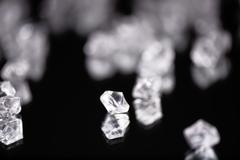 Small crystals Stock Photos