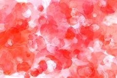 Red rose petal background Stock Illustration