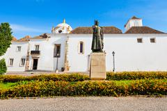 Stock Photo of Faro Archaeological Museum