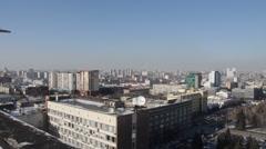 The Chelyabinsk Stock Footage