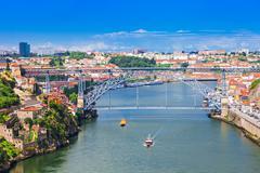 Stock Photo of The Dom Luis Bridge