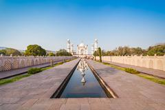 Bibi-qa-Maqbara in Aurangabad Stock Photos
