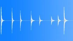 Metal Box Impact Hit Sound Effect