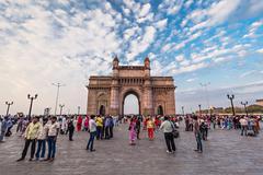 Stock Photo of Gateway of India