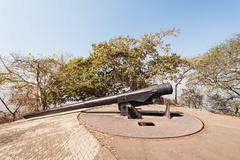 Elephanta Island, Mumbai - stock photo