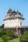 Khajuraho Temple - stock photo