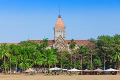 Bombay High Court Stock Photos
