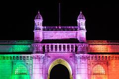 Gateway of India - stock photo