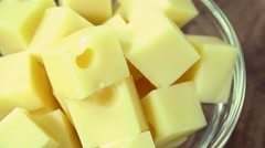 Emmental (seamless loopable) Stock Footage