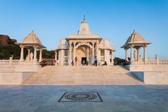 Stock Photo of Birla Mandir, Jaipur