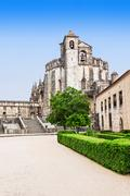 Convent of  Christ - stock photo