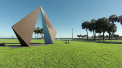 Vinoy Park, Saint Petersburg Florida 2 Stock Footage