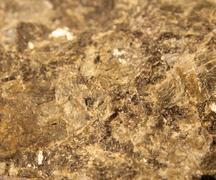 igneous rock - stock photo